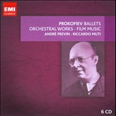 Prokofiev: The Ballets - Romeo & Juliet; Cinderella; Alexander Nevsky; Lieutenant Kije; Ivan the Terrible / [6 CDs]