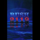 Rush: 2112 [CD/BR] [Comic Book] [Super Deluxe] [Box Set]