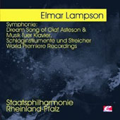 Lampson: Symphonie - Dream Song of Olaf Asteson; Musik fuer Klavier