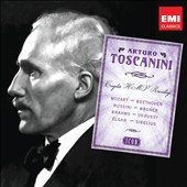Icon: Arturo Toscanini - The HMV Recordings: Mozart, Beethoven, Rossini, Wagner, Brahms, Debussy, Elgar, Sibelius [6 CDs]