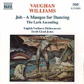 Vaughan Williams: Job, The Lark Ascending / Lloyd-Jones