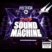 Bingo Players/Will Sparks: Onelove Sound Machine 2013 [PA]