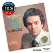 José Carreras Sings Donizetti, Bellini, Verdi, Mercadante, Ponchielli