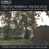 Horneman: Theatre Music / Hughes, Aalborg Symphony Orchestra