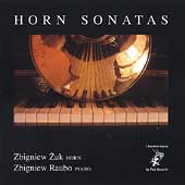 Horn Sonatas / Zuk, Raubo