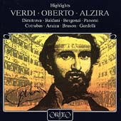 Verdi: Oberto, Alzira - Highlights / Gardelli, et al