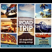 Various Artists: Road Trip: 60 Essential Driving Songs [Box]