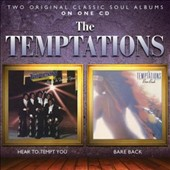 The Temptations (Motown): Hear To Tempt You/Bare Back