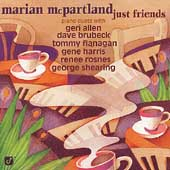 Marian McPartland: Just Friends