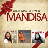 Mandisa: Mandisa Gift Pack: It's Christmas/What If We Were Real/Freedom
