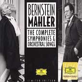 Mahler: Complete Symphonies & Orchestral Songs / Bernstein