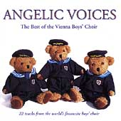 Angelic Voices: The Best of the Vienna Boys' Choir - Works by Bach, Faure, Gruber and Handel
