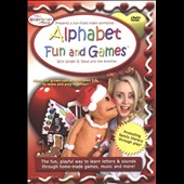 Mrs. Gingerbread: The  Gingerbread House Alphabet Fun and Game