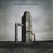 Frightened Rabbit: Painting of a Panic Attack *