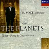 The Solti Collection - Holst: The Planets;  Elgar