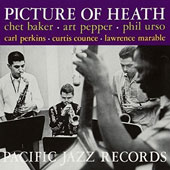 Chet Baker (Trumpet/Vocals/Composer)/Art Pepper: Picture of Heath