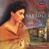 The Vivaldi Album / Bartoli, Antonini, et al
