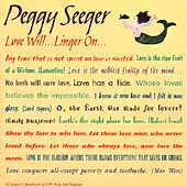 Peggy Seeger: Love Will Linger On