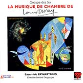 Groupe des Six - La musique de chambre de Louis Durey