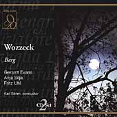 Berg: Wozzeck / B&ouml;hm, Evans, SIlja, Uhl, et al