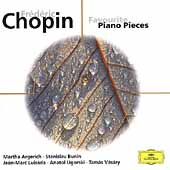 Eloquence - Chopin: Favourite Piano Pieces / Argerich, et al