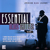 Various Artists: The Essential Blues Grooves, Vol. 2