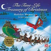 Various Artists: The Time-Life Treasury of Christmas: Holiday Memories
