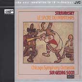 Stravinsky: Le Sacre du Printemps / Georg Solti, Chicago SO
