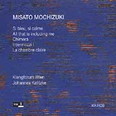 Misato Mochizuki / Johannes Kalitzke, Klangforum Wien