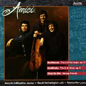 Beethoven, Zemlinsky, Cha Ka Nin / Amici
