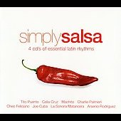 Various Artists: Simply Salsa [Box Set]