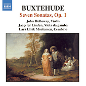 Buxtehude: Seven Sonatas, Op 1 / John Holloway, et al