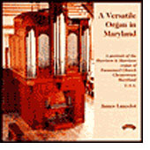 A Versatile Organ in Maryland / James Lancelot