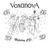 Voxanova: Holiday CD *