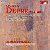 Dupr&#233;: Complete Organ Works Vol 10 / Jeremy Filsel
