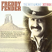Freddy Fender: Hits & More [Sweden]