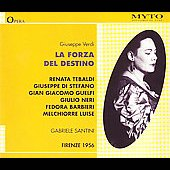 Historical - Verdi: La forza del destino / Santini, Tebaldi