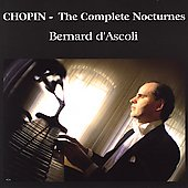 Chopin: Nocturnes / Bernard d'Ascoli