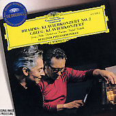 Brahms: Piano Concerto No.2/Grieg: Piano Concerto