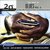 Various Artists: 20th Century Masters: Best of Blues, Vol. 2