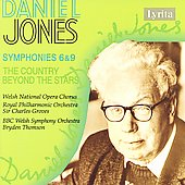 Jones: Symphonies 6 & 9, etc / Groves, Thomson, et al
