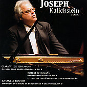 Schumann, Brahms / Kalichstein