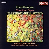 Franz Hauk plays Symphonic Organ
