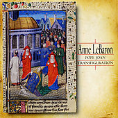 Lebaron: Pope Joan, Transfiguration/ Menzies, Steiger, et al