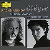 Rachmaninov: El&eacute;gie, Cello Sonata, etc / Maisky, Tiempo
