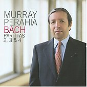 Bach: Partita no 2, 3 & 4 / Murray Perahia