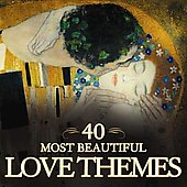 40 Most Beautiful Love Themes - Vivaldi, Mozart, Debussy, etc / Mehta, Ristenpart, Haitink, Scimone, Masur, et al