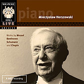 Mozart, Beethoven, Schumann, Chopin / Mieczyslaw Horszowski