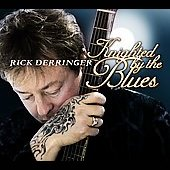 Rick Derringer: Knighted by the Blues [Digipak]