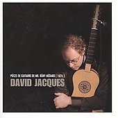 Médard: Works for Guitar / David Jacques